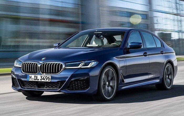 2021 MODEL BMW 520İ M PAKET